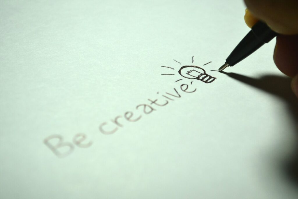 Creativity for problem solving