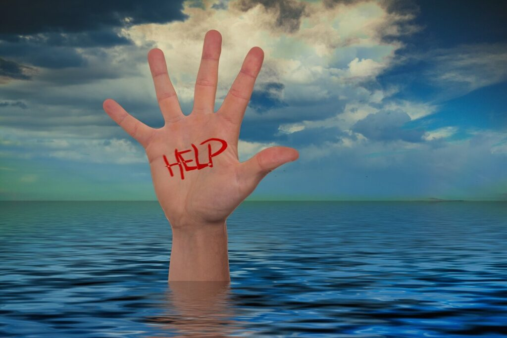 Ask for help whenever needed