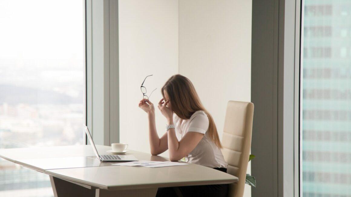 struggling with Negative Self Talk